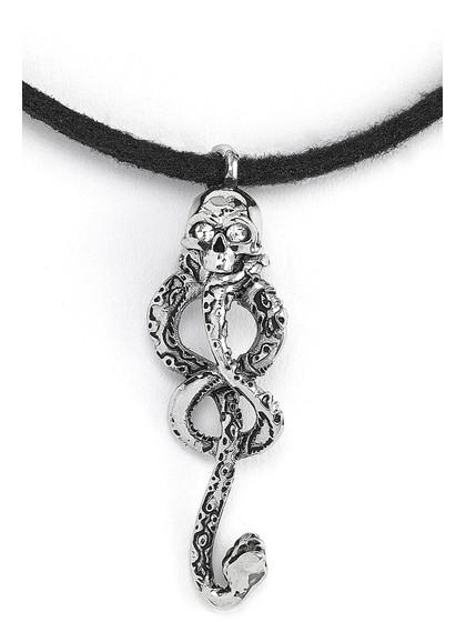 Harry Potter - Death Eater Dark Mark necklace