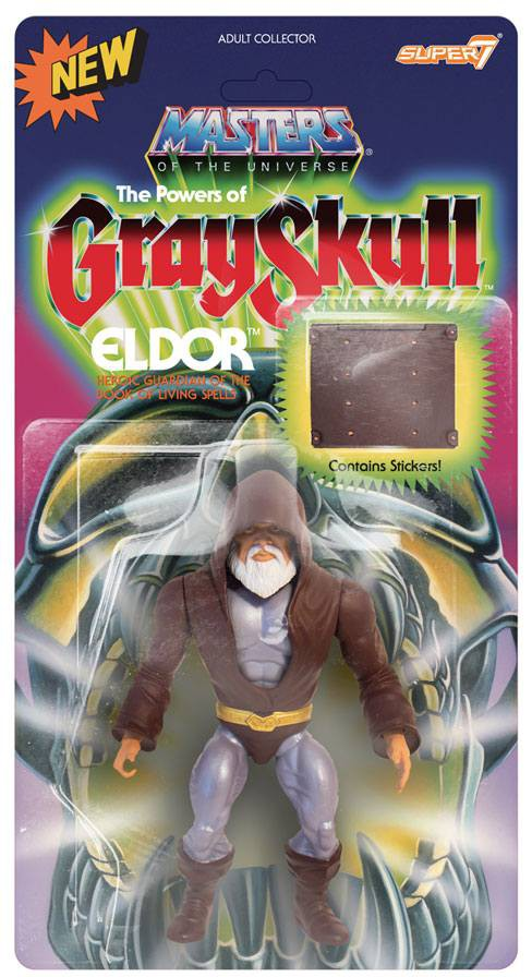 Masters of the Universe The Powers of Grayskull Vintage Collection - Eldor