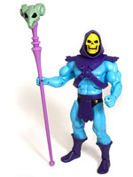 Masters of the Universe Club Grayskull - Ultimates Skeletor