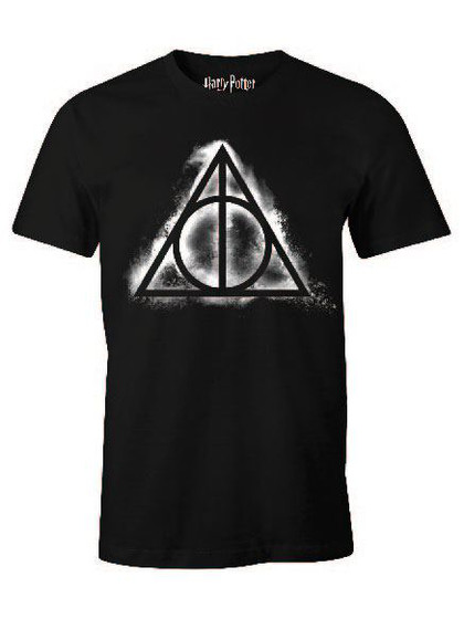 Harry Potter - T-Shirt Deathly Hallows Shady