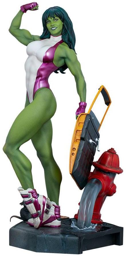 Marvel - Adi Granov Artist Series She-Hulk - 1/5