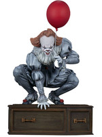 Stephen King's It 2017 - Maquette Pennywise - 33 cm