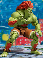 Street Fighter - Blanka Tamashii Web Exclusive - S.H. Figuarts