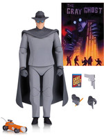 Batman The Animated Series - Gray Ghost