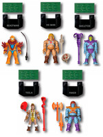 Masters of the Universe - Mega Construx Battle For Eternia 5-Pack