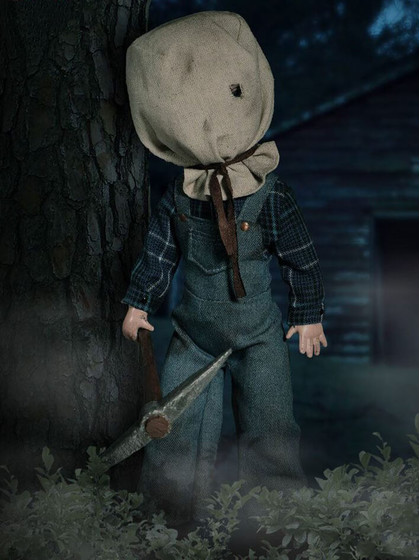 Friday the 13th  - Living Dead Dolls Jason Voorhees Deluxe Edition