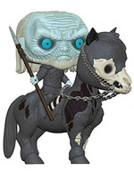 POP! Vinyl Rides Game of Thrones - White Walker on Horse