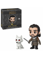 Game of Thrones -  Jon Snow 5-Star Vinyl Figure