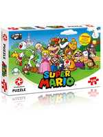 Super Mario - Mario & Friends Jigsaw Puzzle