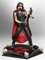 Mercyful Fate Rock Iconz - King Diamond II Statue - 1/9