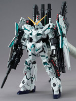 HGUC Full Armor Unicorn Gundam (Destroy Mode) - 1/144