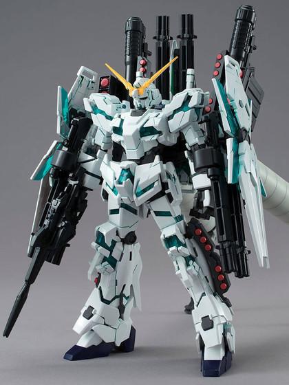 HGUC Full Armor Unicorn Gundam (Destroy Mode) - 1/144