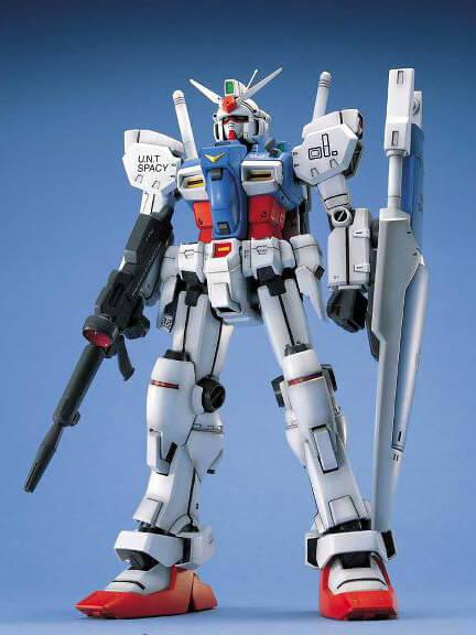 MG Gundam GP01 - 1/100