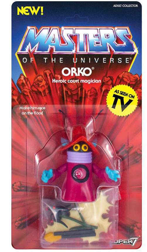 Masters of the Universe Vintage Collection - Orko