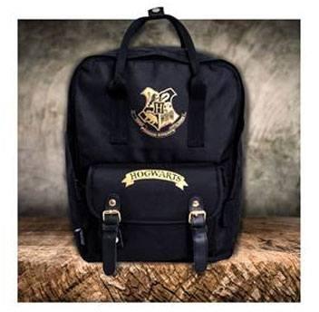 Harry Potter - Hogwarts Premium Backpack Black