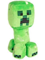 Minecraft - Creeper Happy Explorer Plush Figure - 18 cm