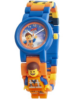 LEGO Movie 2 - Emmet Figure Link Watch