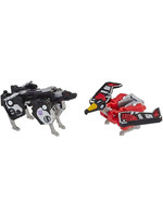 Transformers Siege War for Cybertron - Laserbeak & Ravage Micromaster