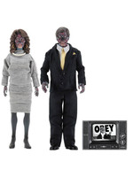 They Live - Aliens Retro Action Figure 2-Pack