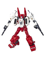 Transformers Siege War for Cybertron - Sixgun Deluxe Class
