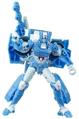 Transformers Siege War for Cybertron - Chromia Deluxe Class