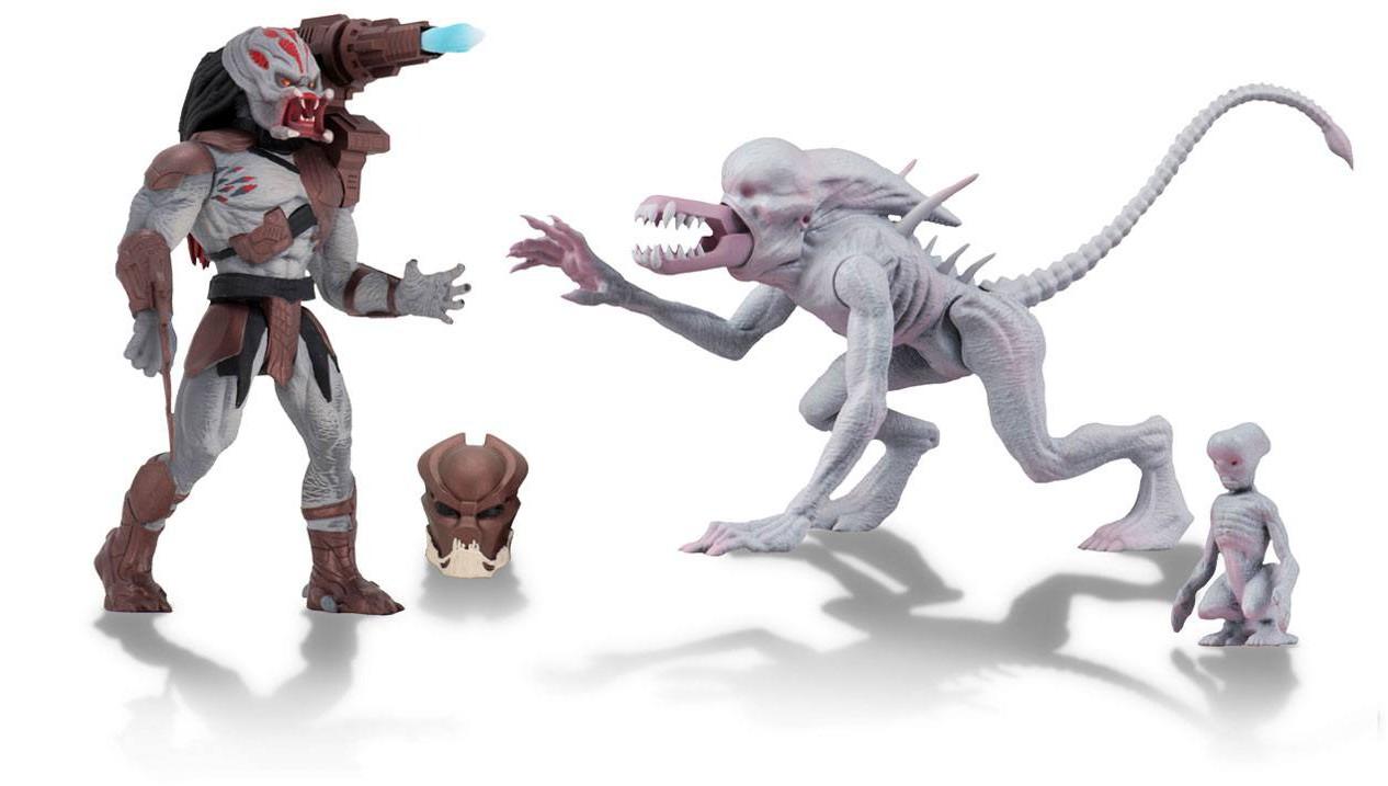 Alien & Predator Classics Action Figures 2-Pack