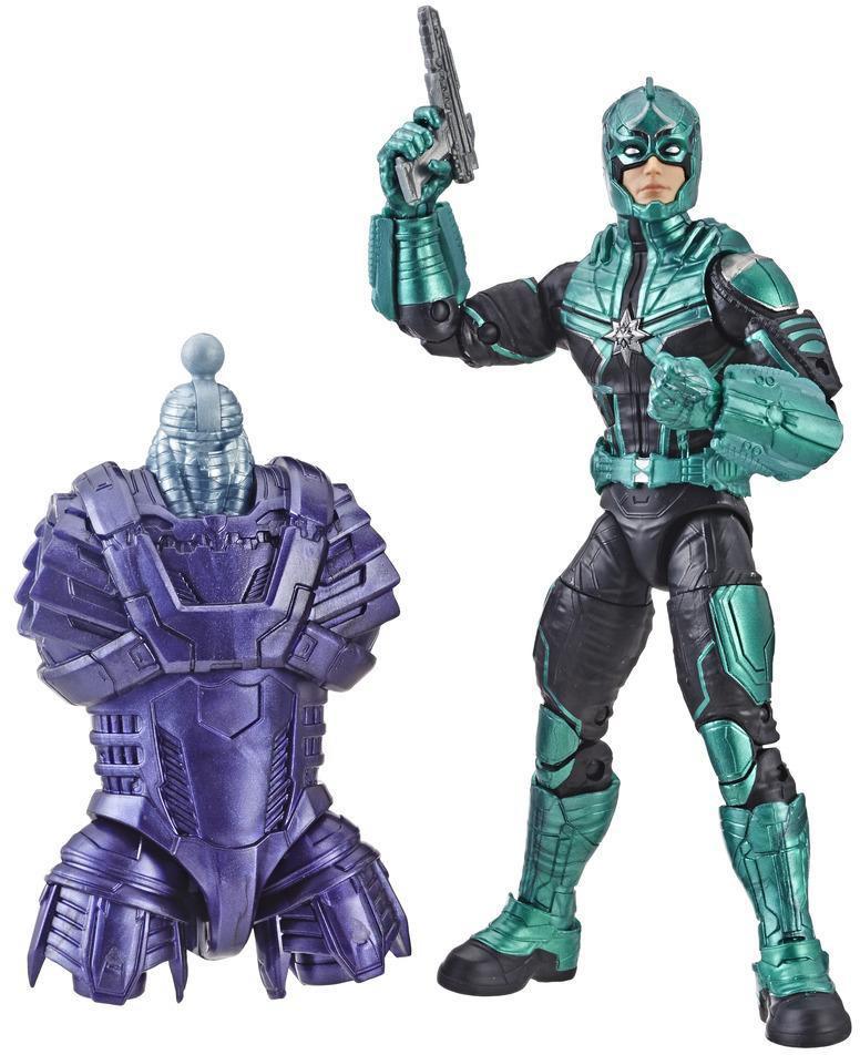 Marvel Legends Captain Marvel - Yon-Rogg