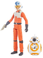 Star Wars Resistance - Poe Dameron & BB-8