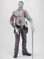 The Walking Dead - Rick (Bloody B&W)