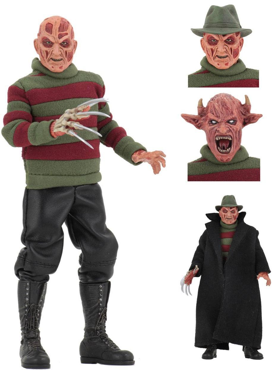 Wes Craven's New Nightmare - Freddy Krueger Retro Action Figure
