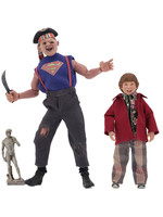 The Goonies - Sloth & Chunk Retro Action Figure 2-Pack