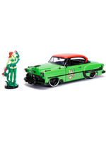 DC Bombshells - 1953 Chevy Bel Air Hard Top with Poison Ivy Hollywood Rides - 1/24