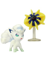 Pokemon - Battle Mini Figures Cosmoem & Alolan Vulpix