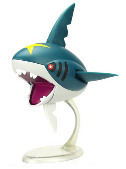Pokemon - Battle Feature Action Figure Sharpedo