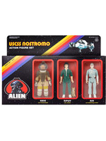 Alien - USCSS Nostromo Pack A 3-Pack - ReAction