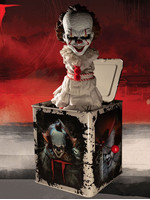 Stephen King's It 2017 - Pennywise Burst-A-Box Music Box