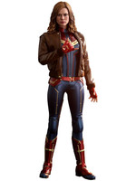 Captain Marvel - Captain Marvel Deluxe Ver. MMS - 1/6
