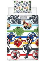 Marvel - Duvet Set Reversible Avengers - 135 x 200 cm