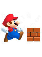 World of Nintendo - Chibi Mario with Brick