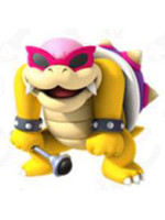 World of Nintendo - Roy Koopa with Scepter