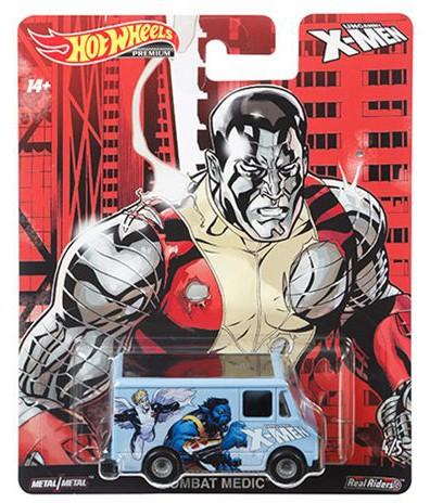 Hot Wheels Pop Culture X-Men - Combat Medic