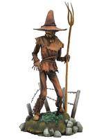 DC Comic Gallery - Scarecrow