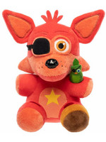 Five Nights at Freddy's - Rockstar Foxy Plush - 15 cm