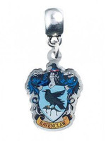 Harry Potter - Ravenclaw Crest Charm (silver plated)