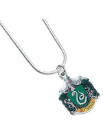 Harry Potter - Slytherin Pendant & Necklace (silver plated)