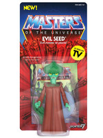 Masters of the Universe Vintage Collection - Evil Seed (SKADAD FÖRPACKNING)