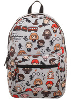 Harry Potter - Chibi Art Backpack