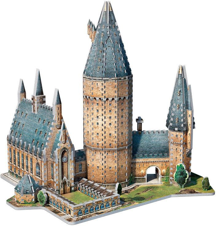 Harry Potter - Great Hall 3D Puzzle