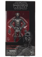 Star Wars Black Series - 0-0-0 (Triple Zero)