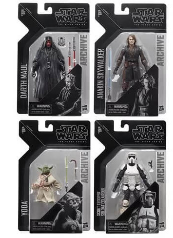 Star Wars Black Series Archive Wave 2